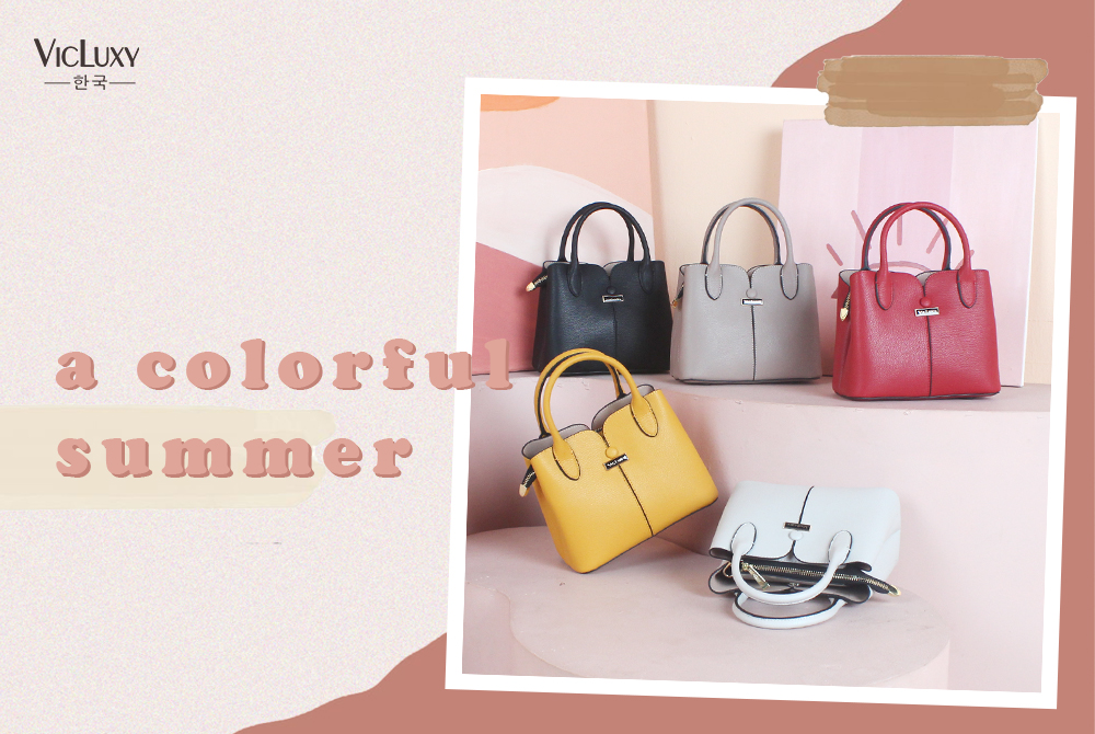 NEW-IN | a color summer
